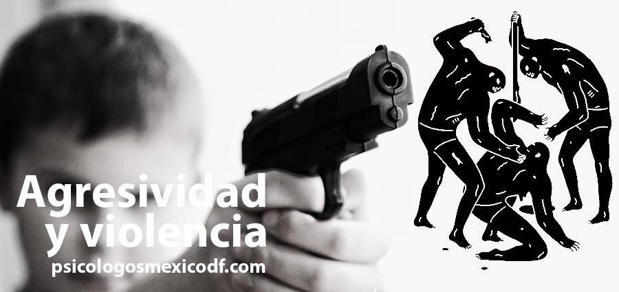 violencia y problemas de ira