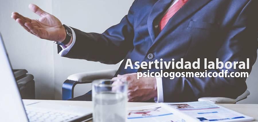 asertividad en el trabajo